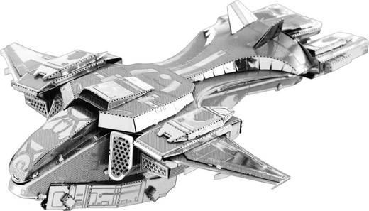 Metal Earth Halo UNSC Pelican repülőgép 3D lézervágott fémmodell építőkészlet 502692