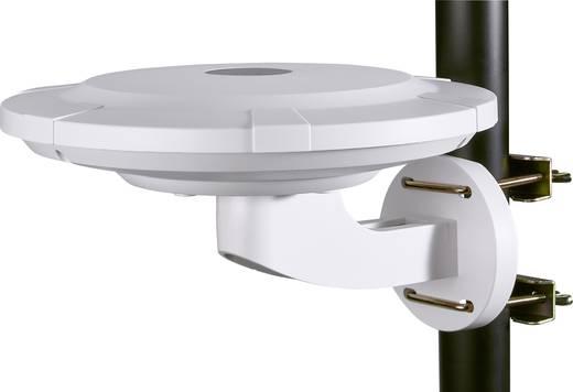 Aktív DVB-T tetőantenna renkforce 29204C25 Kültér 20 dB Fehér