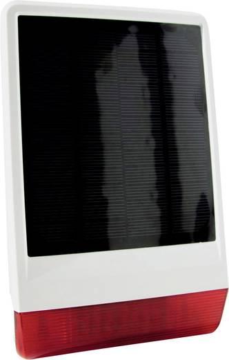 Napelemes kültéri sziréna, Schwaiger Home Automation ZHS14