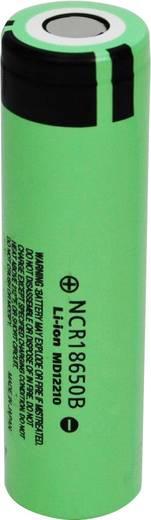 Speciális li-ion akku 18650 3,7 V 3400 mAh Panasonic NCR18650BL