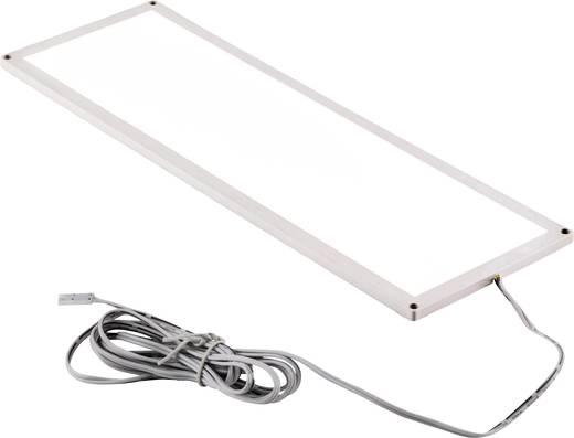 LED panel 6 W Melegfehér Heitronic Fino 27012, fehér