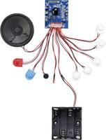 Hangfelvevő modul, hangrögzítő modul 5 x 60 mp, Conrad Components BRC36 Conrad Components