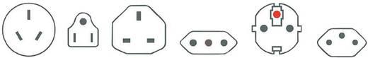 Univerzális konnektor átalakító úti adapter, PRO Skross 1.103140