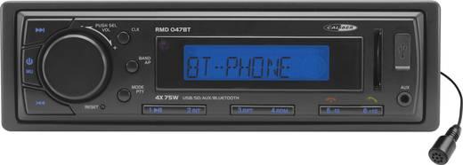 Bluetooth autórádió, USB-s, SD kártyás MP3 autórádió Caliber Audio Technology RMD 047BT