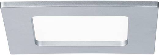 LED-es fürdőszobai beépíthető lámpa 6 W Neutrális fehér Paulmann 92076 Króm
