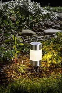 Esotec Napelemes kerti lámpa Puc Light 102608 LED Nemesacél Esotec