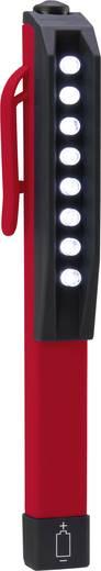 LED-es munkalámpa, vízállló zseblámpa, toll formájú TOOLCRAFT 1439002