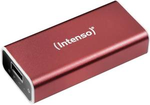 Intenso 5200 Powerbank Lítiumion 5200 mAh 7322426 Intenso