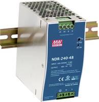 Mean Well NDR-240-24 Kalapsínes tápegység 240 W 1 x (NDR-240-24) Mean Well