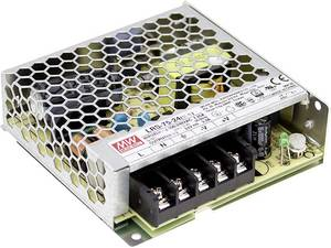 AC/DC tápegység modul, zárt Mean Well LRS-75-15 15 V/DC 5 A 75 W Mean Well