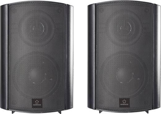 Kültéri hangfalpár, elektro akusztikus hangfalpár (ELA) 100V max.15W renkforce IO-40