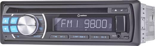 Autórádió, renkforce RUCD-1804