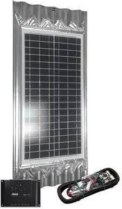 Napelemes készlet Sun Wave 50 Kit Phaesun 380110 50 Wp Töltésszabályozóval, Csatlakozókábellel Phaesun