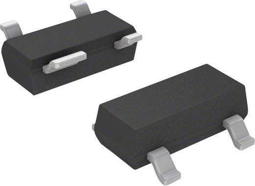 MOSFET tetróda, N csatornás, ház típus: SOT-143 I(D), 30 mA, U(DS) 12 V, Infineon Technologies BF998