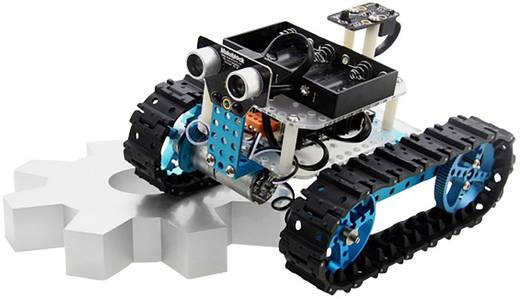 Makeblock Robot építőkészlet Starter Robot Kit (Bluetooth Version)