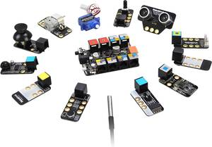 Makeblock Robot bővítő modul, Inventor Electronic Kit (94004) Makeblock