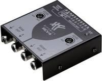 Jelszint átalakító adapter, high-low adapter, Hifonics HCV4 (hcv4) Hifonics