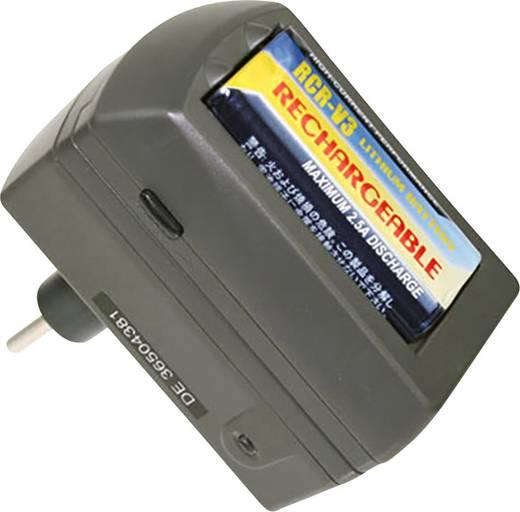 Akkutöltő RCR-V3 akkuhoz, Connect 3000 RCR-V3