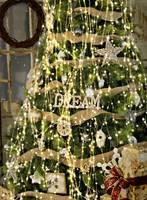 Karácsonyfa világítás Beltérre 230V, 240 LED Melegfehér, Neutrális fehér 8 m Polarlite Polarlite