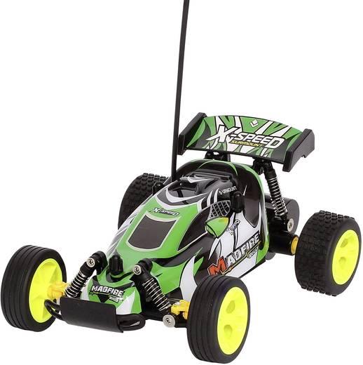 Kezdő modellautó, elektromos Buggy 2WD Starkid 68192 X-Cross Jumper 1:22 RC