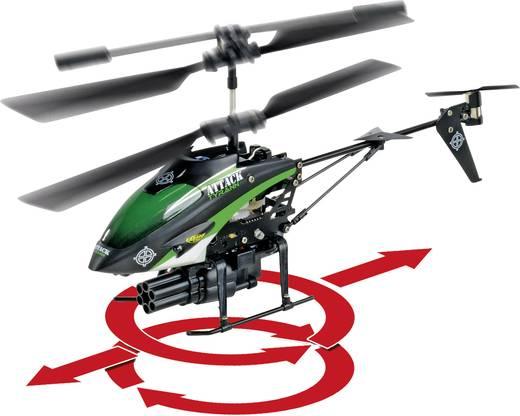 Carson RC Sport Attack Tyrann RC kezdő helikopter RtF