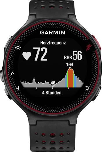 GPS-es pulzusmérő óra beépített érzékelővel Garmin Forerunner 235 WHR Mars
