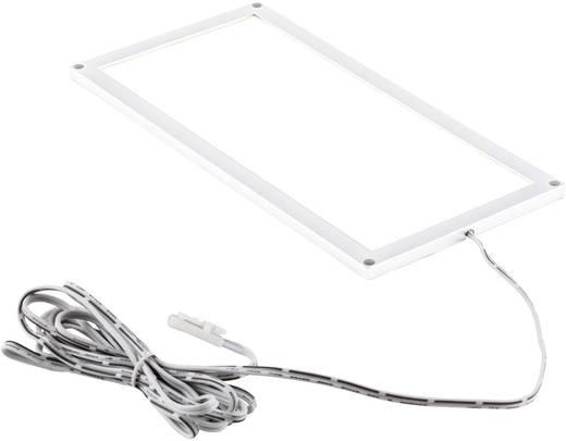 LED panel 9 W Neutrális fehér Heitronic Fino 27015, fehér