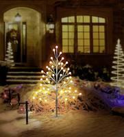 LED-es karácsonyfa 60 cm, melegfehér/ semleges fehér, Polarlite (634C3) Polarlite