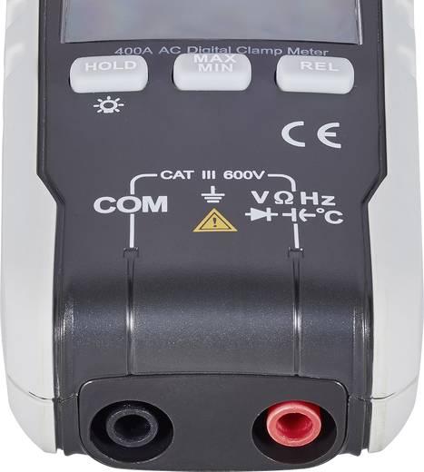 AC váltóáramú True RMS lakatfogó műszer, multiméter 600V/400A/AC Voltcraft VC 585
