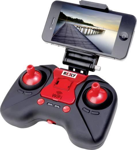 Mini quadrokopter drón modellrepülő, beépített kamerával okostelefonokhoz Reely Nano D21/ MH310310