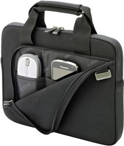 "Notebook táska, max. 31,8 cm (12,5"") fekete, Dicota Smart Skin Dicota"