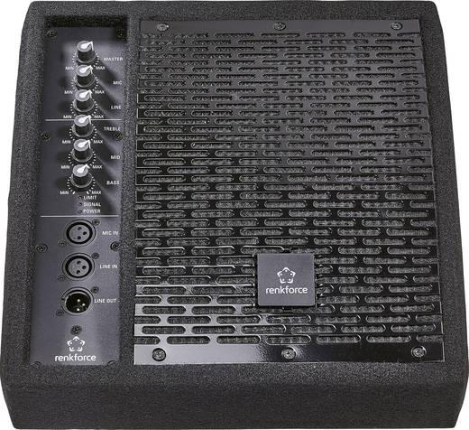 Színpadi kontrollhangfal, aktív monitor hangfal 70W/140W 20.32 cm (8 Zoll) Renkforce PAM 80A
