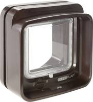 Háziállat ajtó SureFlap Mikrochip DualScan Barna 1 db SureFlap