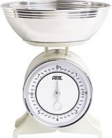 Analóg konyhai mérleg mérőtányérral, max. 8 kg. ADE KM 1500 ANNA CREME (KM 1500) ADE