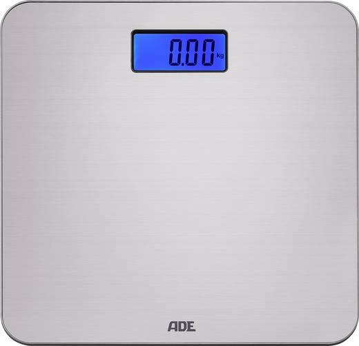Digitális személymérleg, max. 150 kg, ezüst, ADE BE 1504 CHLOE