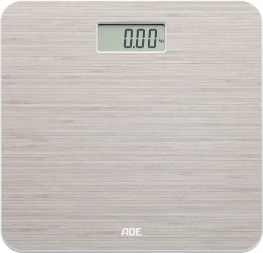 Digitális személymérleg, max. 150 kg, ADE BE 1505 CHLOE BAMBUS