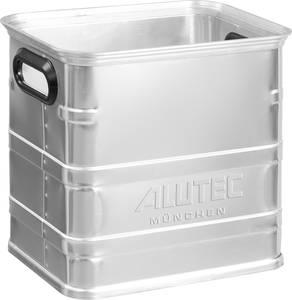 Alutec U 40 40040 Szállító doboz Alumínium (H x Sz x Ma) 387 x 290 x 360 mm Alutec
