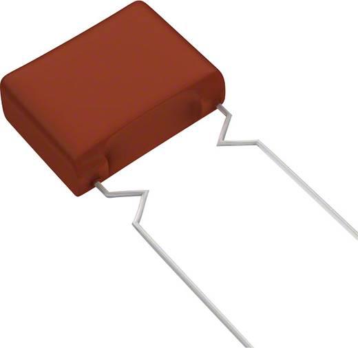 Fóliakondenzátor Radiális kivezetéssel 0.22 µF 250 V/DC 5 % 10 mm (H x Sz) 13 mm x 6.3 mm Panasonic ECW-F2224JAQ 1 db