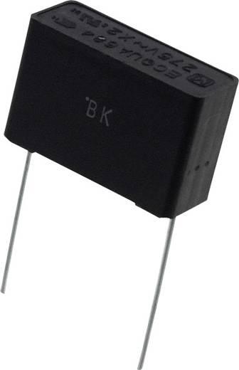 Fóliakondenzátor Radiális kivezetéssel 0.68 µF 275 V/AC 10 % 22.5 mm (H x Sz) 26 mm x 10 mm Panasonic ECQ-UAAF684K 1 db