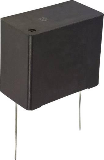 Fóliakondenzátor Radiális kivezetéssel 1.5 µF 275 V/AC 20 % 27.5 mm (H x Sz) 30.5 mm x 16.5 mm Panasonic ECQ-U2A155ML 1 db