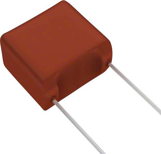 Fóliakondenzátor Radiális kivezetéssel 0.68 µF 630 V/DC 5 % 15 mm (H x Sz) 18.2 mm x 12 mm Panasonic ECW-FA2J684J 1 db