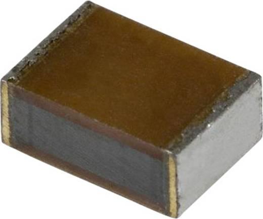 Fóliakondenzátor SMD 0805 8200 pF 10 V/DC<br