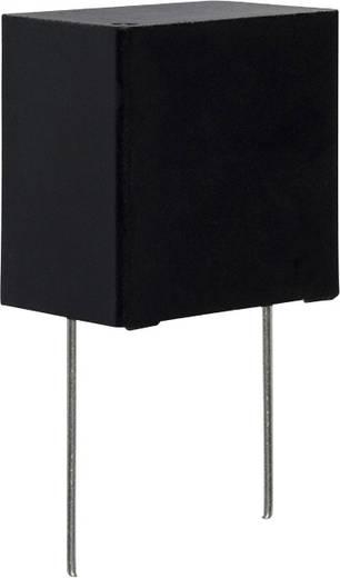 Fóliakondenzátor Radiális kivezetéssel 1500 pF 275 V/AC 20 % 12.5 mm (H x Sz) 15 mm x 5 mm Panasonic ECQ-U2A152ML 1 db