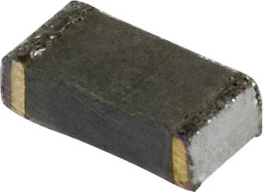 Fóliakondenzátor SMD 0805 8200 pF 16 V/DC<br