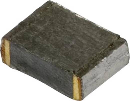 Fóliakondenzátor SMD 1210 0.1 µF 16 V/DC 5 % (H x Sz) 3.2 mm x 2.5 mm Panasonic ECH-U1C104JB5 1 db