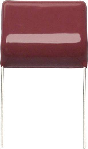 Fóliakondenzátor Radiális kivezetéssel 0.022 µF 1600 V/DC 5 % 25 mm (H x Sz) 28 mm x 9.5 mm Panasonic ECW-H16223JV 1 db