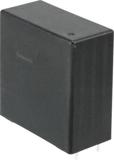 Fóliakondenzátor Radiális kivezetéssel 15 µF 800 V/DC 10 % 37.5 mm (H x Sz) 41.5 mm x 20 mm Panasonic EZP-E80156MTA 1 db