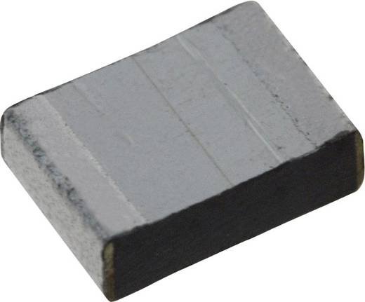Fóliakondenzátor SMD 2416 0.12 µF 50 V/DC 5 % (H x Sz) 6 mm x 4.1 mm Panasonic ECH-U1H124JX9 1 db