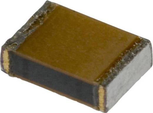 Fóliakondenzátor SMD 0603 120 pF 16 V/DC 2 % (H x Sz) 1.6 mm x 0.8 mm Panasonic ECH-U1C121GX5 1 db