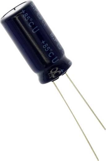 Elektrolit kondenzátor Radiális kivezetéssel 5 mm 330 µF 25 V 20 % (Ø) 12.5 mm Panasonic ECE-A1EN331U 1 db